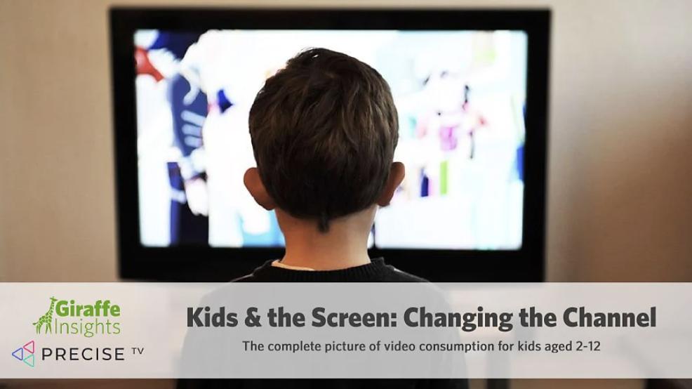 Kids and the Screen USA Study